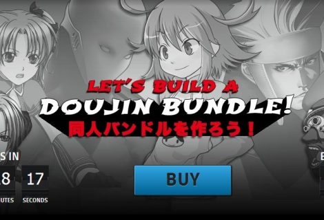 Build a Doujin Bundle From a Lineup of Seven Great Games