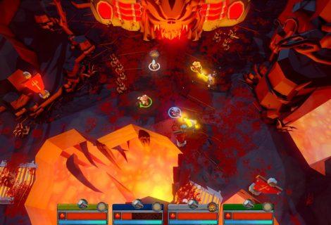 Unleash the Carnage of Mighty Gun-toting Vikings in 'Gunnheim'