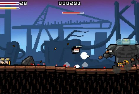 'Gunslugs 2' Brings Pixellated Run 'n Gun Fun, Complete With Daily Challenges
