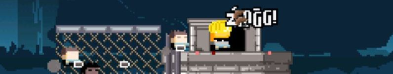 'GunSlugs' Brings Chaotic Pixel Blasting to iOS and Android