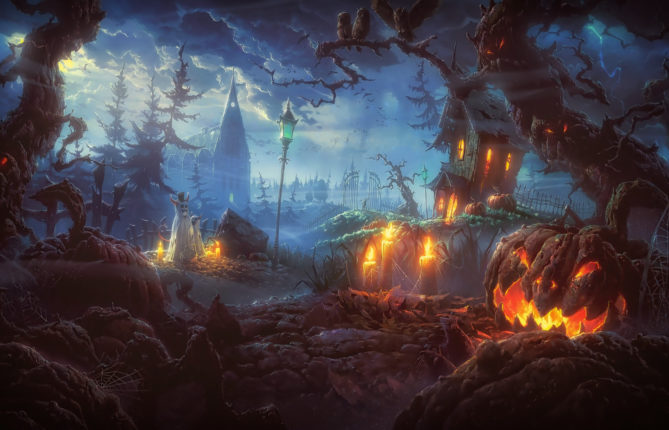 Second 'Spooktober' Jam Set to Bring Visual Novel Fans More Than a Few Spine-Chilling Tales for Halloween