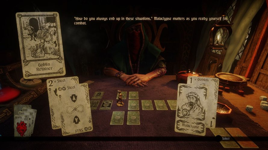 'Hand of Fate 2' Expands Upon the Original With Even More Card-Based CYOA Mayhem