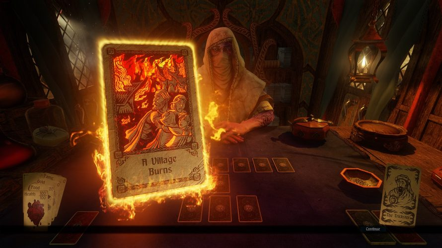 'Hand of Fate 2' Adds Steam Workshop Support With 'Game Master's Toolkit'