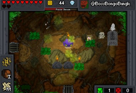 Social Media Enables 'Hashtag Dungeon' Fans to Create... Everexpanding Dungeons!