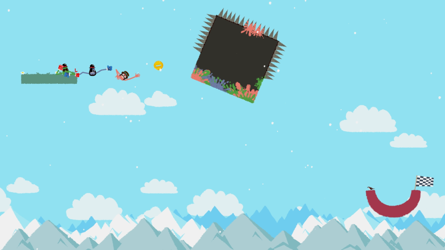 'Heave Ho' Review: Partake in Grabbiness for Groovy Cooperative Mayhem