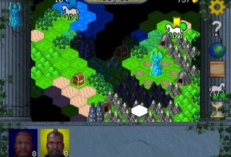 [Update: Greenlit] Stuck In Greenlight Limbo: 'Heroes of a Broken Land'