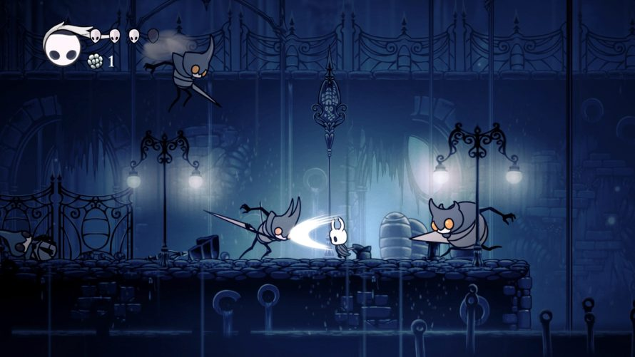Stylish Platformer 'Hollow Knight' Set For PlayStation 4 and Xbox One In 'Voidheart Edition'