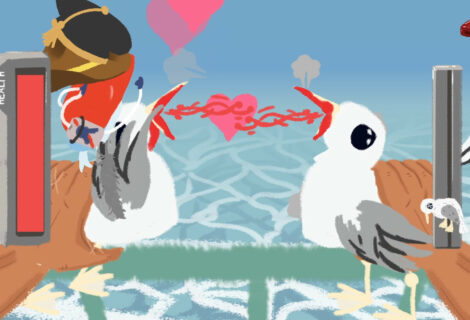 'Hot Seagulls in Your Area' Review: The Power of Smooching