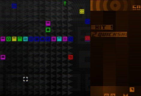 'HUENISON' Impressions: Save the World In a Colorful Arcade Block 'Em Up