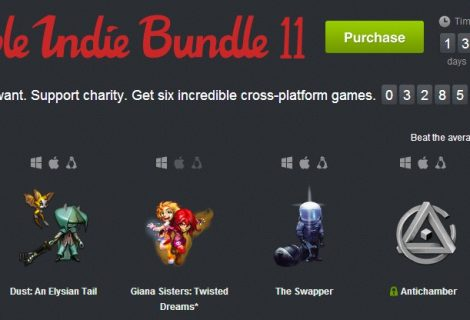 Humble Bundle Cranks It Up to 11 With Dusty Tails, Twisted Sisters and More