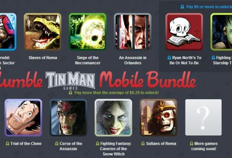 Get Humble With Tin Man Games as Their Gamebooks Become a Mobile Bundle