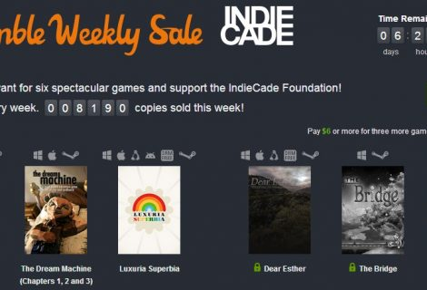 Humble Drums Up IndieCade Support With a Groovy Weekly