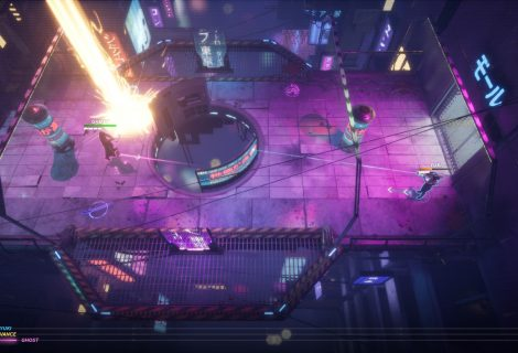'Hyper Jam' Lets You Brawl Like Its the '80s (Again), Powerups and Synthwave Aplenty