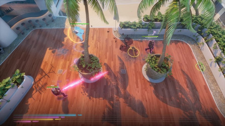 'Hyper Jam' Review: Be Quick or Be Dead