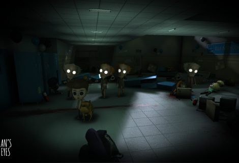 Help North Prove He Truly Is Man's Best Friend as 'Ian's Eyes' In This Classroom Thriller