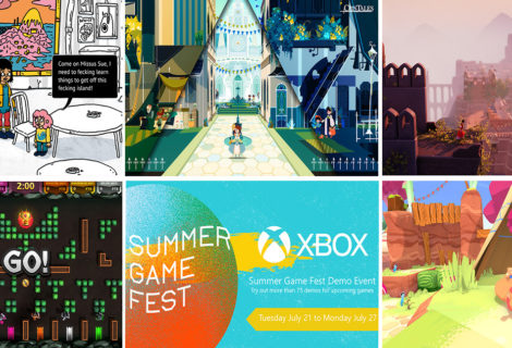 Numerous Demos of Upcoming Games Are Available (to Download) During 'ID@Xbox Summer Game Fest Demo Event'