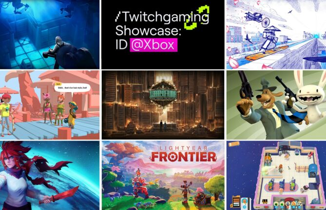 At a Glance: ID@Xbox and Twitch Indie Showcase