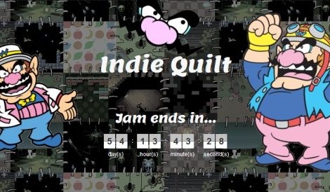 Indie Quilt: Micro-Game Jam For Charity and the Love of WarioWare