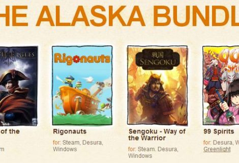 Next Stop For the Bundle Train: Alaska, Indie Royale