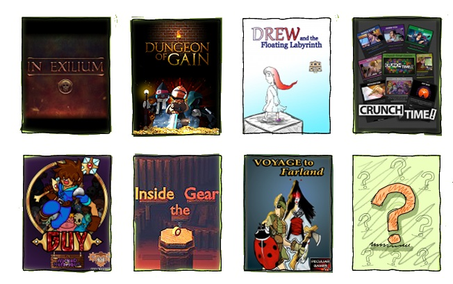The Debut Bundle Turns Eighteen With RPGs and Puzzles On Greenlight