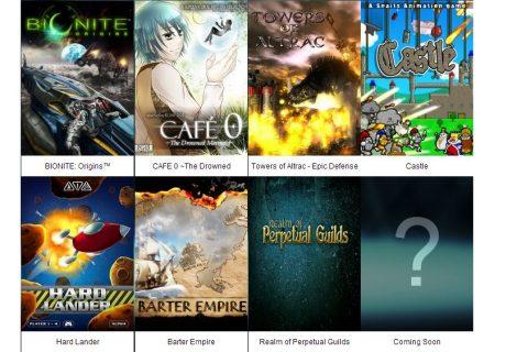 The XIXth Debut Bundle Discounts VII Greenlight Games