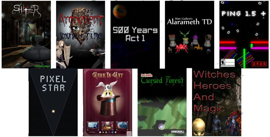 The Debut 24 Bundle: 9 Games On the Cheap In Need of Greenlight Votes