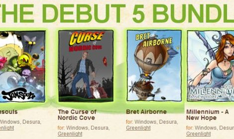 Indie Royale Bundles Debutants For the Fifth Time