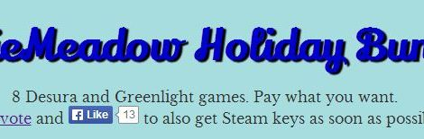 IndieMeadow Discounts a Second Greenlight Batch In the Holiday Bundle