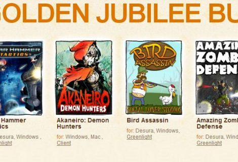 Indie Royale Bundles Cheap Indie Games In The Golden Jubilee