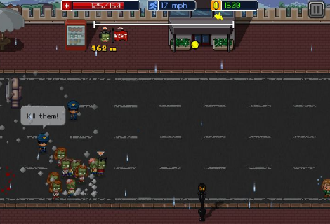 'Infectonator : Hot Chase' Lets You Devour Brains As You Chase Reporters