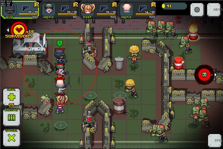 'Infectonator : Survivors' Alpha Demo Fights Undead, Tower Defense Style