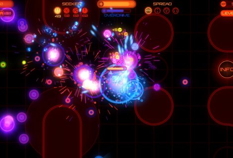 Blazin' Amazin' Twin-Stick Shooter 'Inferno 2' Has Finally Arrived On Steam