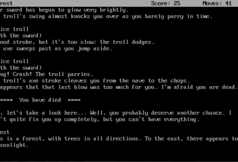 Interactive Fiction Time: Spring Thing 2014 Entries Playable, Ready For Voting