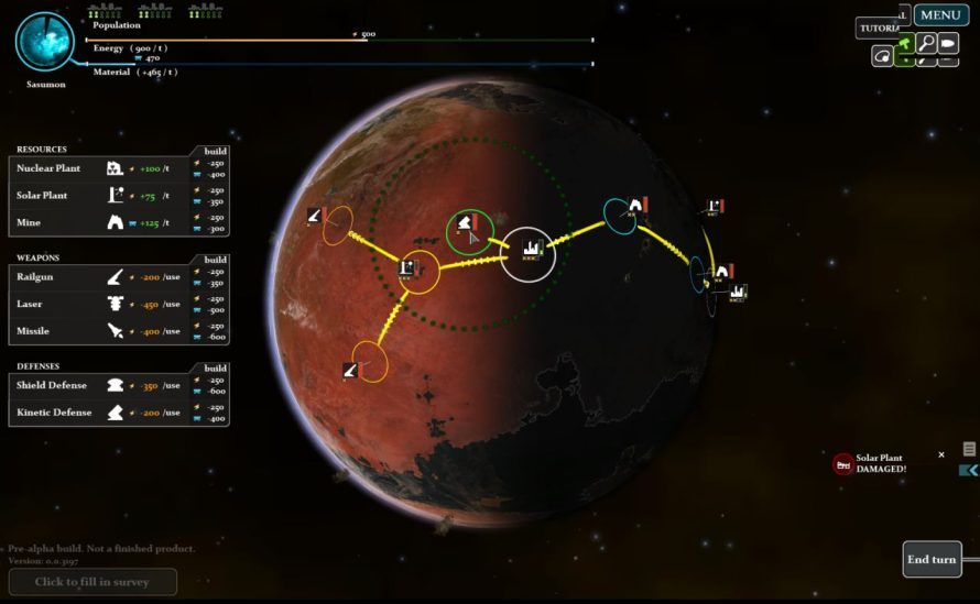 'Interplanetary' Alpha (Early Access): Time to Wage War On a Galactic Scale