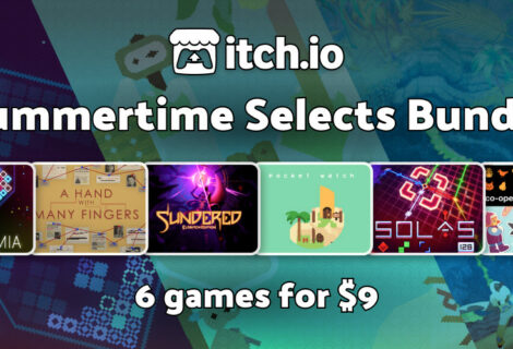 Variety is the Spice of the 'itch.io Summertime Selects Bundle'