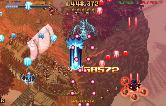 'Jamestown+' Aims to be the Definitive Version of a Great SHMUP With More of... Everything