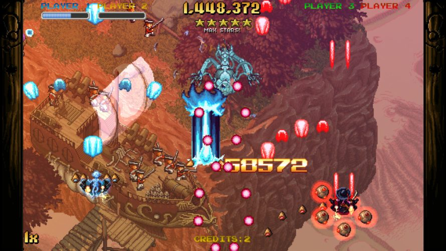 'Jamestown+' Aims to be the Definitive Version of a Great SHMUP With More of… Everything