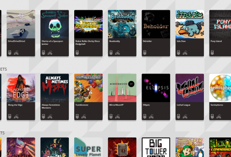 Jump Is a Beautiful Thing Which Lets You 'Stream' a Slew of Groovy Indie Games