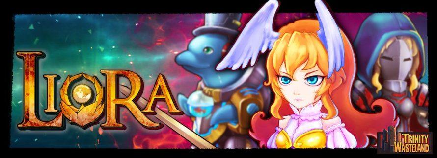 [Update: Unsuccessful] Let's Get It Kickstarted: 'Liora'