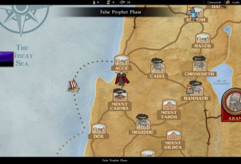 Stuck In Greenlight Limbo: 'Kings of Israel'