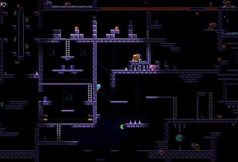 'Kram Keep' - Keeping Platforming Simple, Fun and... All On One Screen