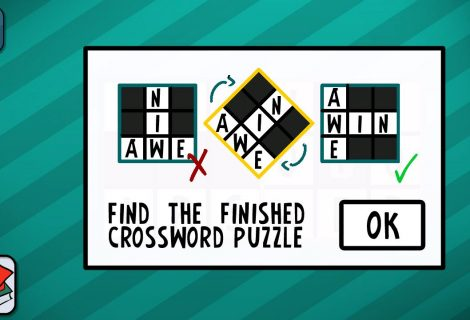 Spin Your Way Through Crossword Puzzles In 'KRIZL'