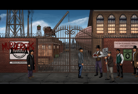 'Lamplight City' Merges Steampunk and Point 'n Click Adventuring With a World in Chaos