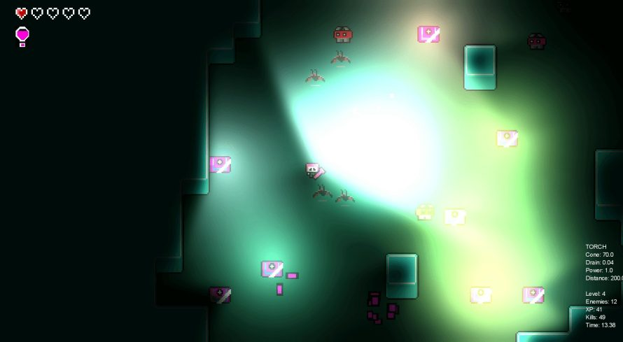 'Light of the Living Dead' Has You Fighting Creepy Crawlers With a Flashlight