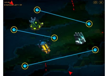 'Linker' - Connect Worlds to Defend Against an Alien Invasion