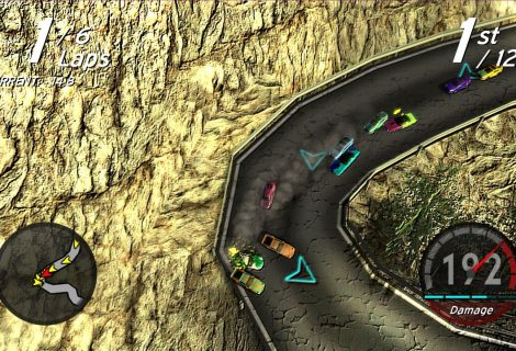 'Little Racers STREET' Brings Top-Down Racing to Windows