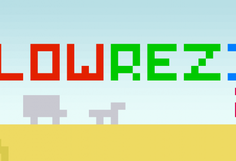 There's Still Time to Make Something Tiny For LOWREZJAM 2019