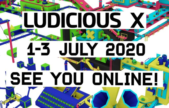 "LUDICIOUS X Brings ""short talks, lively conversations and quality matchmaking"" Plus an Exhibition Featuring 70+ Games"