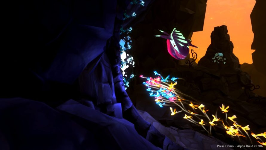 'Lumini' (Alpha): Flow With the Colorful Swarm to Save Your Planet