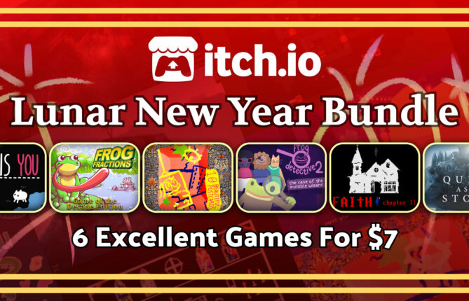 Frogs, Puzzles, Horror, Excitement: 'Lunar New Year Bundle'